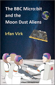 The BBC Micro:bit and the Moon Dust Aliens